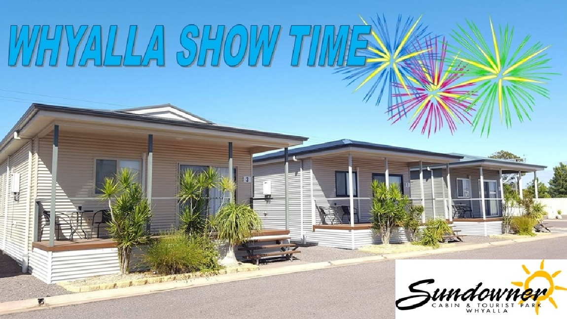 Whyalla Show Ad