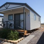 Whyalla 1 bedroom Cabins exterior