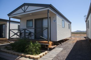 outback accommodation stay in a cabin